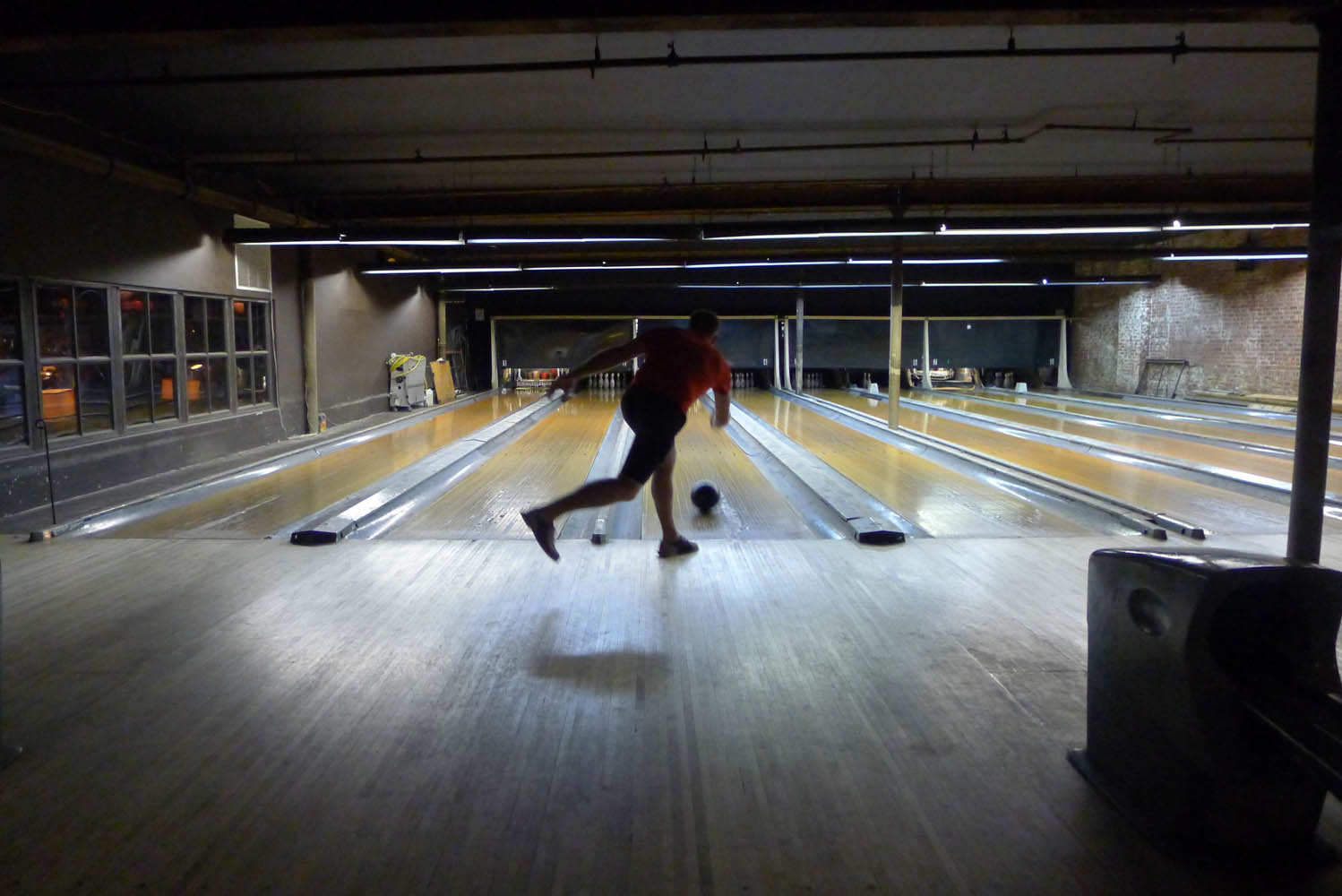 Bowled At A Retro Alley Today S The Day I