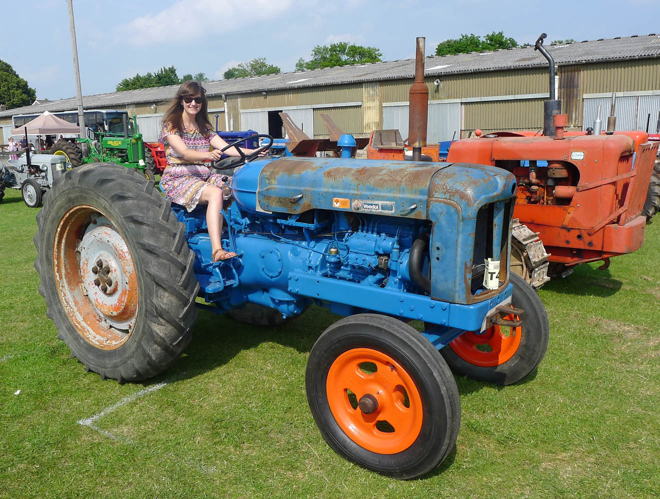 Oldest Antique Tractors : …rode a vintage tractor today s the day i