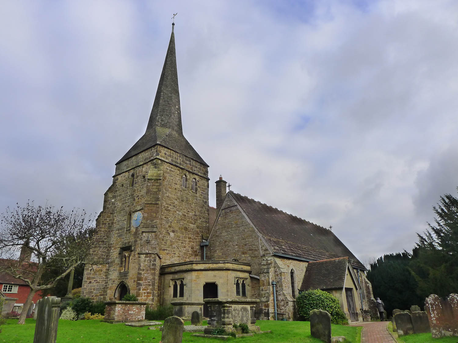 St Margaret's Church, West Hoathly