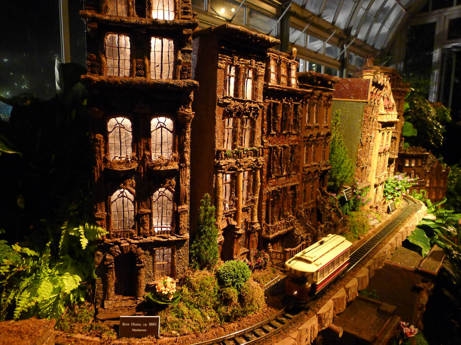 Marveled At The Botanical Gardens Holiday Train Show Today 39 S The Day I