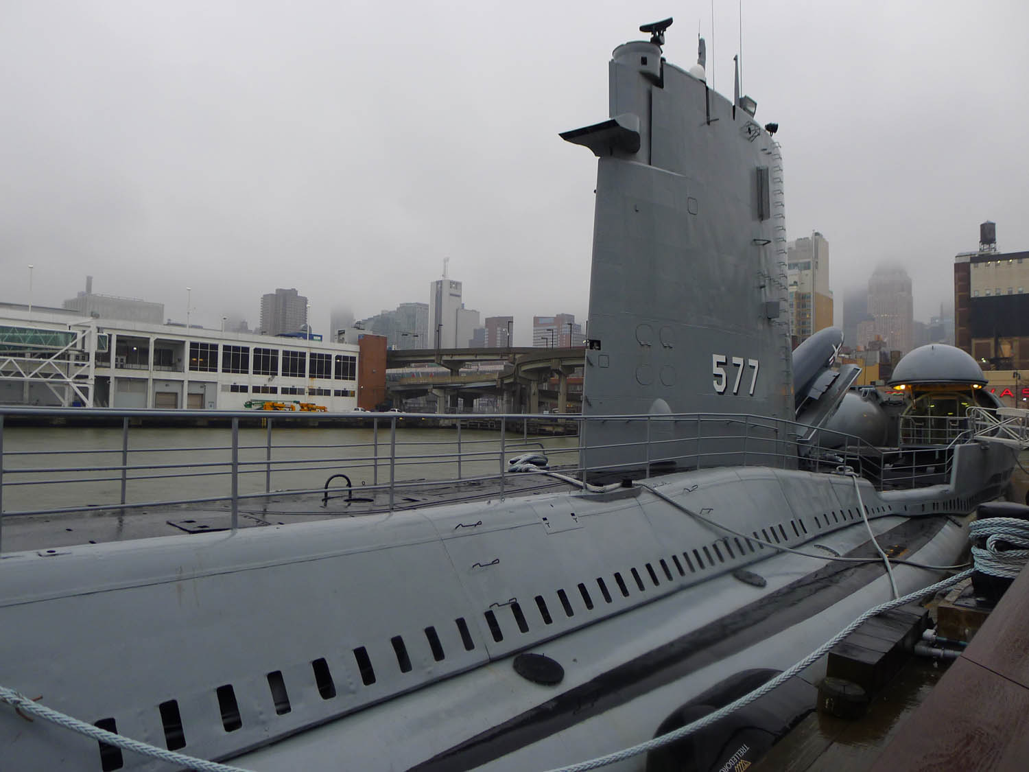 Submarine Growler