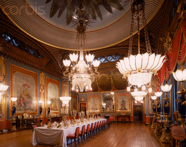 The Banquet Hall (thanks Corbis...)