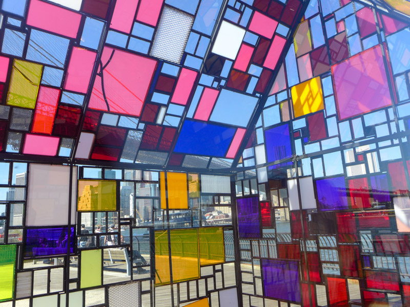 Tom Fruin House