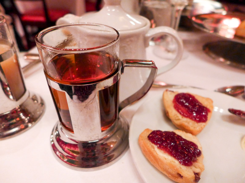 Had Afternoon Tea At The Russian Tea Room Today S The Day I