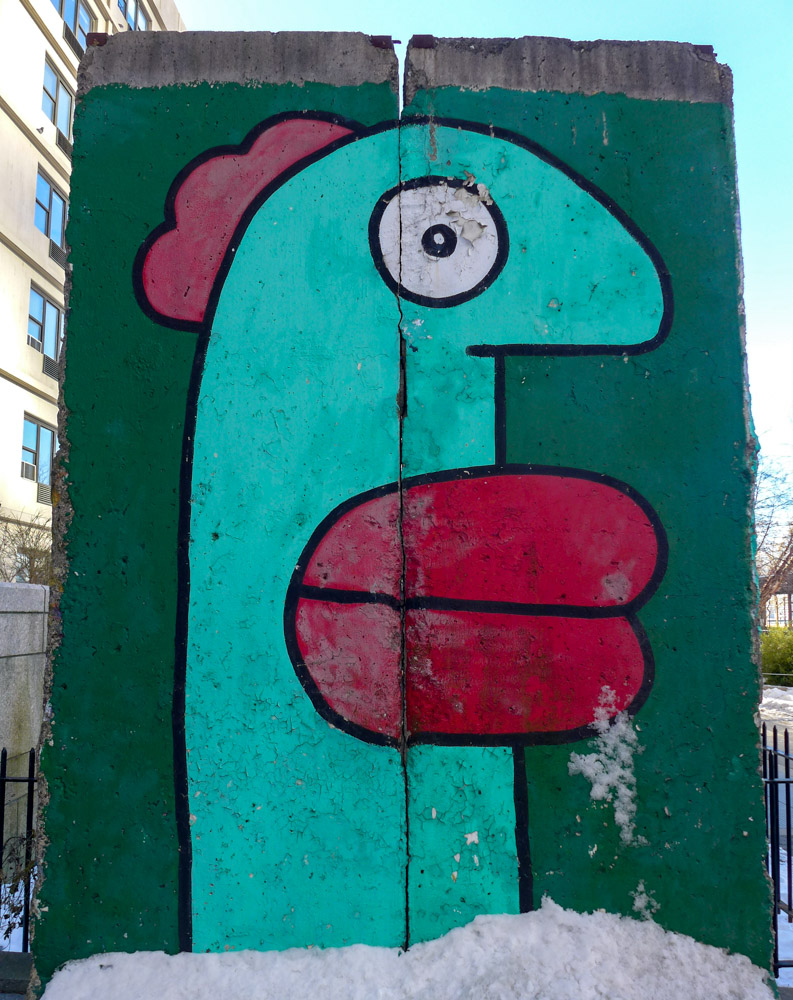Berlin Wall NYC